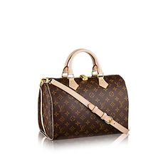 Speedy Bandouliere Monogram 30 cm Canvas Crossbody Handbag with Leather Handle f…: Louis Vuitton keeps on inventing itself and is. Louis Vuitton Speedy 30, Buy Louis Vuitton, Louis Vuitton Wallet, Vuitton Bag, Louis Vuitton Handbags, Louis Vuitton Monogram, Louis Vuitton Rucksack, Mochila Louis Vuitton, Louis Vuitton Taschen