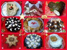 Dolci note in cucina da Simo: Idee golose per le festivita' Sugar, Cookies, Desserts, Food, Tailgate Desserts, Biscuits, Meal, Deserts, Essen