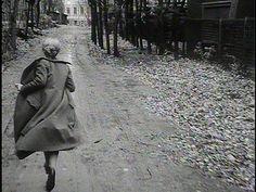 Zerkalo a. The Mirror Andrei Tarkovsky) / Cinematography by Georgi Rerberg Cinema Movies, Movie Tv, Movie Photo, Photographie Street Art, I Love Cinema, The Secret History, Film Stills, Film Director, Running Away