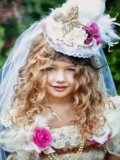 hats hats whimsical beautiful colorful red yellow blue green purple pink hats flowers feathers - Google Search