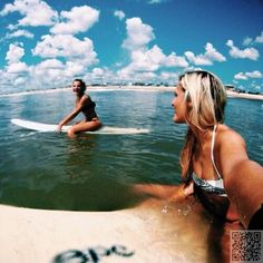 17. #Learn to Surf - 41 Things #Every Girl Should do at #Least Once in Her Life ... → #Inspiration #Music