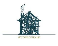 My Type of House // logo