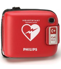 Semi-Rigid AED Carry Case for Philips FRx AED $147