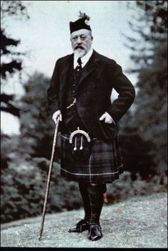 Edward VII | Edward VII | Le Paradigme de l'Élégance