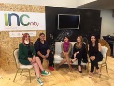 Ross de #ComunidadMem, Ana Lorena de #Guraparra, Diana de #Fit+, Dennise de #Xantería; Cada una de ellas representando una metodología de emprendimiento de #Victoria147 <3 #Emprendimiento #Mujeres #MujeresQueHacenDinero #Roru
