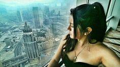 Burj Khalifa 💙