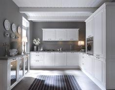 Biała kuchnia: klasyczny czy nowoczesny wystrój kuchni