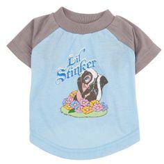 "Disney© ""Lil' Stinker"" Skunk Tee"