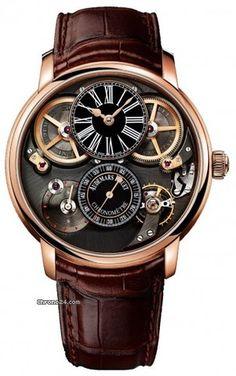 Audemars Piguet Jules Audemars Chronometer $169,181 #AudemarsPiguet #watch #watches #chronograph