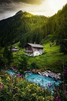 Esse lugar maravilhoso fica na Áustria!