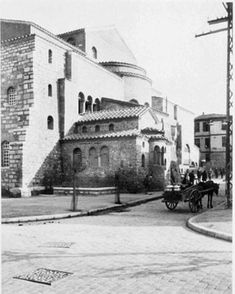 Αγ.Δημήτριος  1953 Θεσσαλονίκη Thessaloniki, Daydream, Greece, The Past, Street View, Journey, Macedonia, Places, Memories
