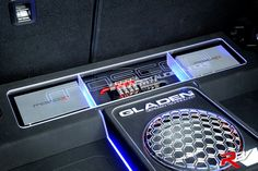 Egy csipet Gladen Audio.
