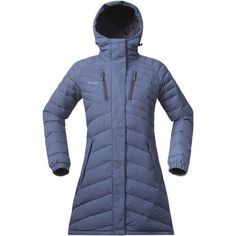 1083fbaee5682 Womens Svolvær Down Long Jacket Long Jackets For Women