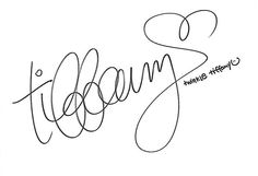Fany's signature