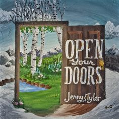 Open Your Doors Jenny & Tyler Audio CD