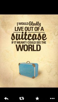 Reizen maakt iedereen rijker