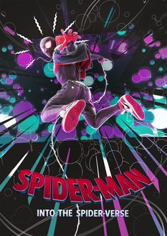 Spider-Man: Into the Spider-Verse - Giovanni Mauro