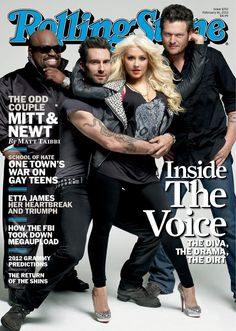 The Voice :) love this show