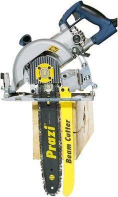 Prazi USA PR7000 Beam Cutter for 7-1/4-Inch Worm Drive Saws Prazi USA
