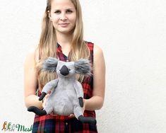 Plüss Koala (avida) - Meska.hu