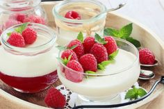 Mousse, Panna Cotta, Breakfast Recipes, Deserts, Sweets, Ethnic Recipes, Foods, Mom, Park