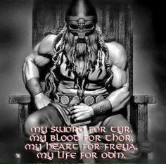 N/A Viking Power, Viking Life, Viking Warrior, Greek Warrior, Norse Pagan, Norse Mythology, Thors Hammer, Viking Facts, Norse Religion