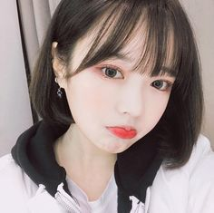 the gifts that keeps on bouncing early morning boobers be a bouncin Ulzzang Short Hair, Ulzzang Korean Girl, Cute Korean Girl, Cute Asian Girls, Short Hair Korea, Korean Short Hair, Girl Short Hair, Korean Beauty, Asian Beauty