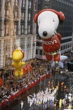 ♥ Macy's parade