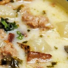 Crockpot Zuppa Toscana