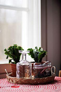 Flindari design by Nanny Still for Riihimäen lasi.