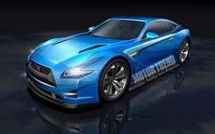 Nice Next Gen Nissan Gtr R36