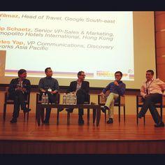 Panel advice to WITnext Summercamp: Get a mentor. Get a partner. Learn and keep learning. #WITnext #traveljobcamp #Webintravel #travel #SMU #Singapore #university - @webintravel- #webstagram