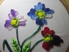 Hand embroidery designs | Embroidery design for dresses | Stitch and Flower-102 https://youtu.be/IkIqsMK9uNI Store: http://handembstitch.blogspot.com/p/embroidery-store.html  For many years, nothing has described charm more definitely to ladies than a des