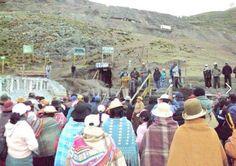 Perú: Dirigentes de Paratía informarán en Lima sobre contaminación de minera CIEMSA