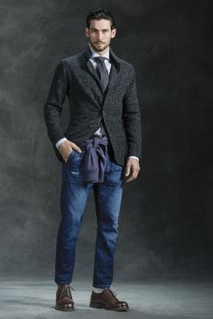 Brunello Cucinelli Fall 2016 Menswear Fashion Show