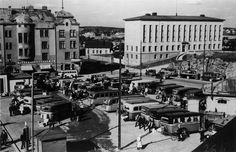 Helsinki, Time Travel, Finland, Paris Skyline, Street View, City, 1930s