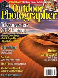 Outdoor Photographer Magazine September 2012 on sale now at www.shipzoo.com Tech Magazines, September, Landscape, Outdoor, Outdoors, Outdoor Games, Outdoor Life