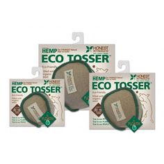 Honest Pet Products Eco Tosser 2 Inch Diameter Hemp Ball for Dogs * Unbelievable  item right here! (This is an amazon affiliate link. I may earn commission from it)