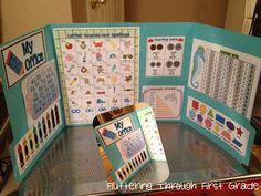 Fluttering Through First Grade: Homework Folders. Teaching Activities, Teaching Reading, Fun Learning, Family Activities, Teaching Ideas, Kindergarten Classroom, Elementary Education, Kids Education, Childhood Education