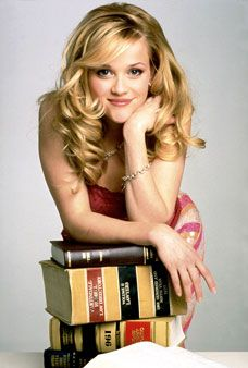 Legally Blonde. So great. -  My youngest is named Ellyson so someday she can go by Elle Wright just like Elle Woods.