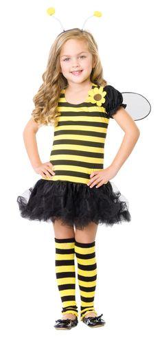 Bee Child Costume.