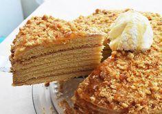 Çok lezzetli ve yemesi gerçekten keyif veren bir pastadır. Misafirlere sunulabilecek, doğum günlerinde hazırlanabilecek bir pasta çeşididir. Çocuklar�..