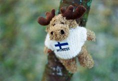 I want a Finland moose!