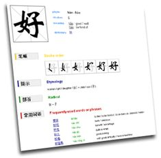 learn chinese: Chinese tools. com