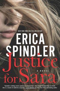 Justice for Sara: Erica Spindler: 9781250012524: Amazon.com: Books