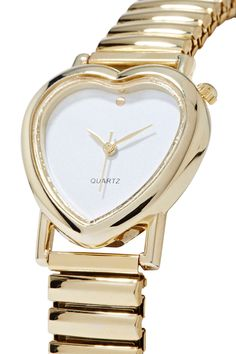 Change of Heart Watch   Shop Accessories at Nasty Gal