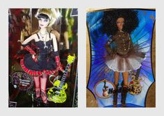 Creative Influences: The Coolest Barbie Ever