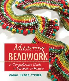 5 Beading Books You NEED on Your Bookshelf - Interweave