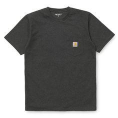 Carhartt WIP S/S Pocket T-Shirt http://shop.carhartt-wip.com:80/us/men/tshirts/shortsleeve/I001304/ss-pocket-t-shirt