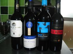 Wines I have loved.     I always love a good wine with mylover